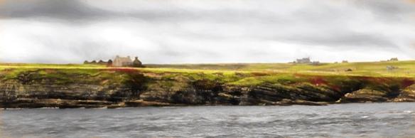 Stroma Island